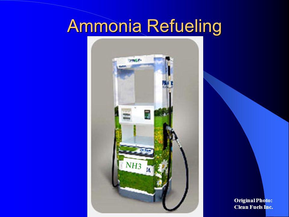 Ammonia Refueling NH3 Original Photo: Clean Fuels Inc.