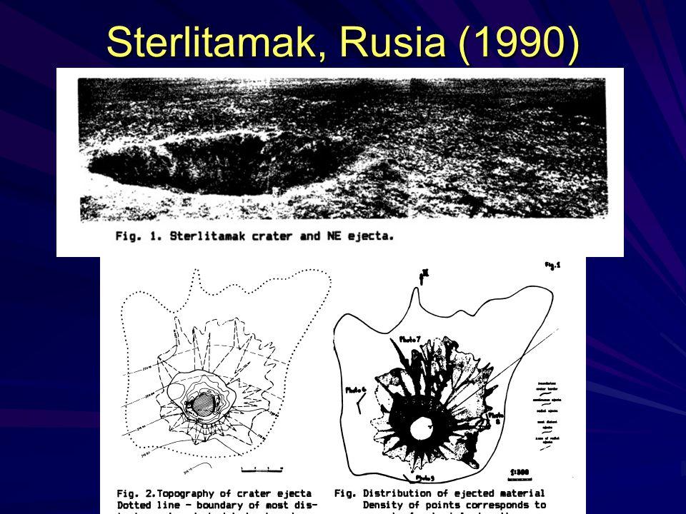 Sterlitamak, Rusia (1990)