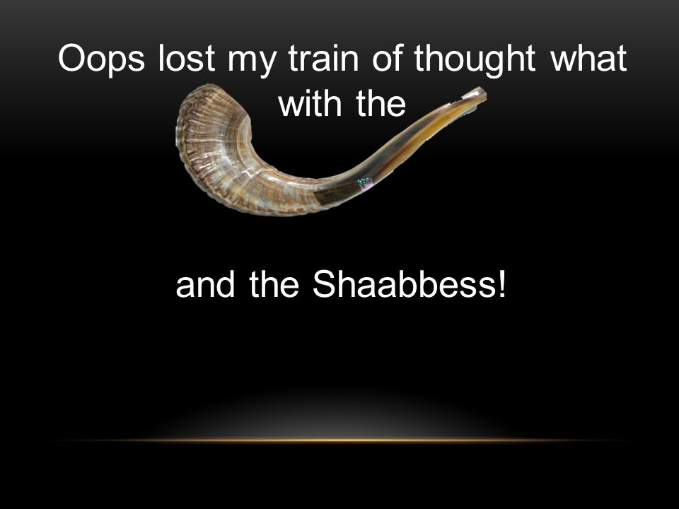 Oops lost my train of thought what with the and the Shaabbess!