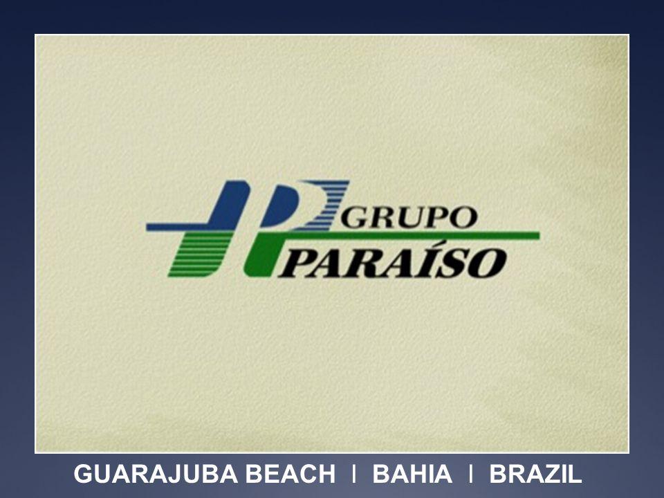 GUARAJUBA BEACH Ι BAHIA Ι BRAZIL