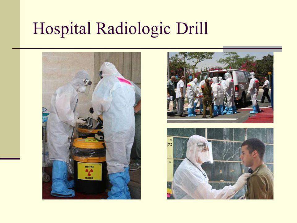 Hospital Radiologic Drill