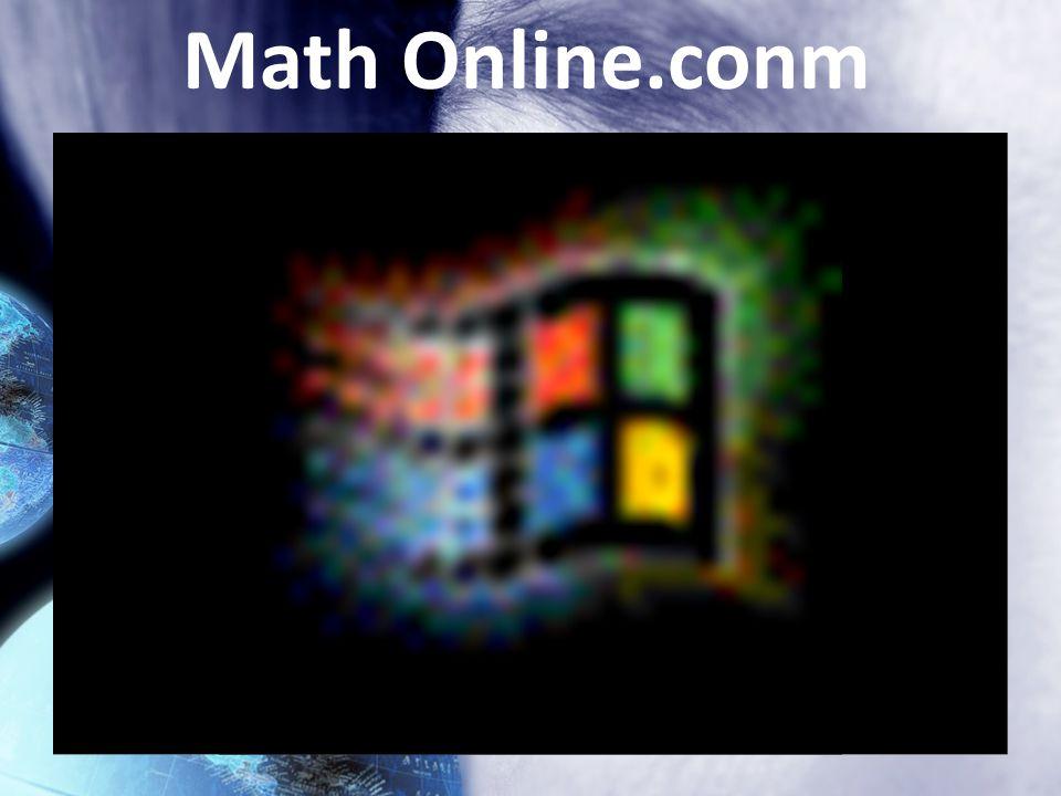 Math Online.conm