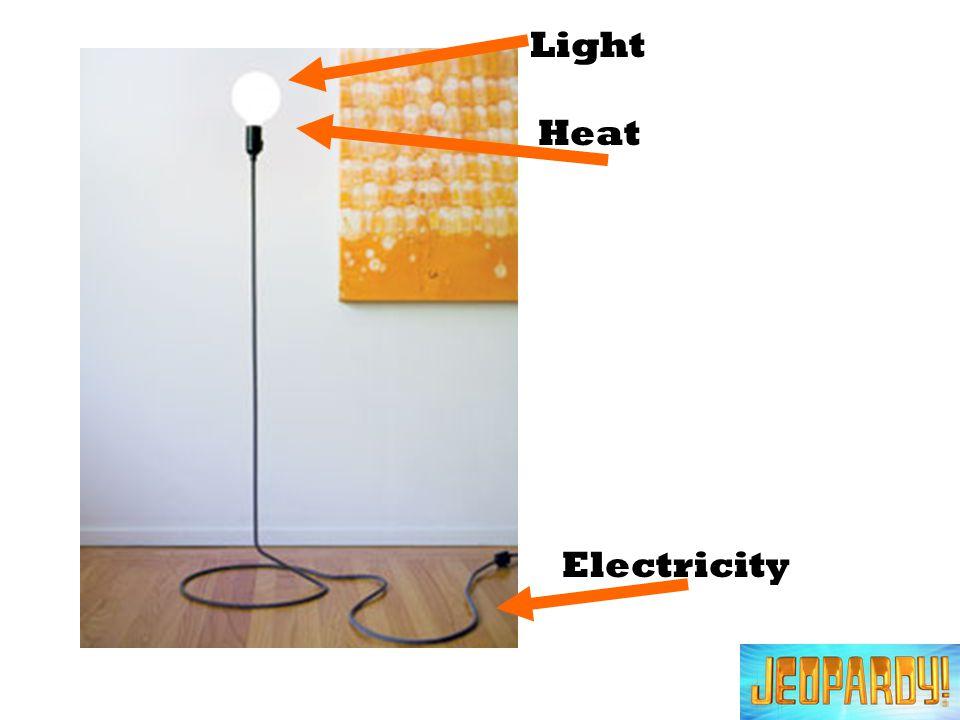 Electricity Light Heat