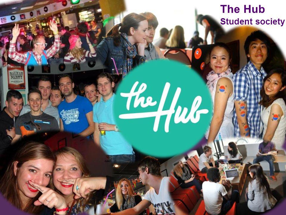 City of Venlo The Hub Student society
