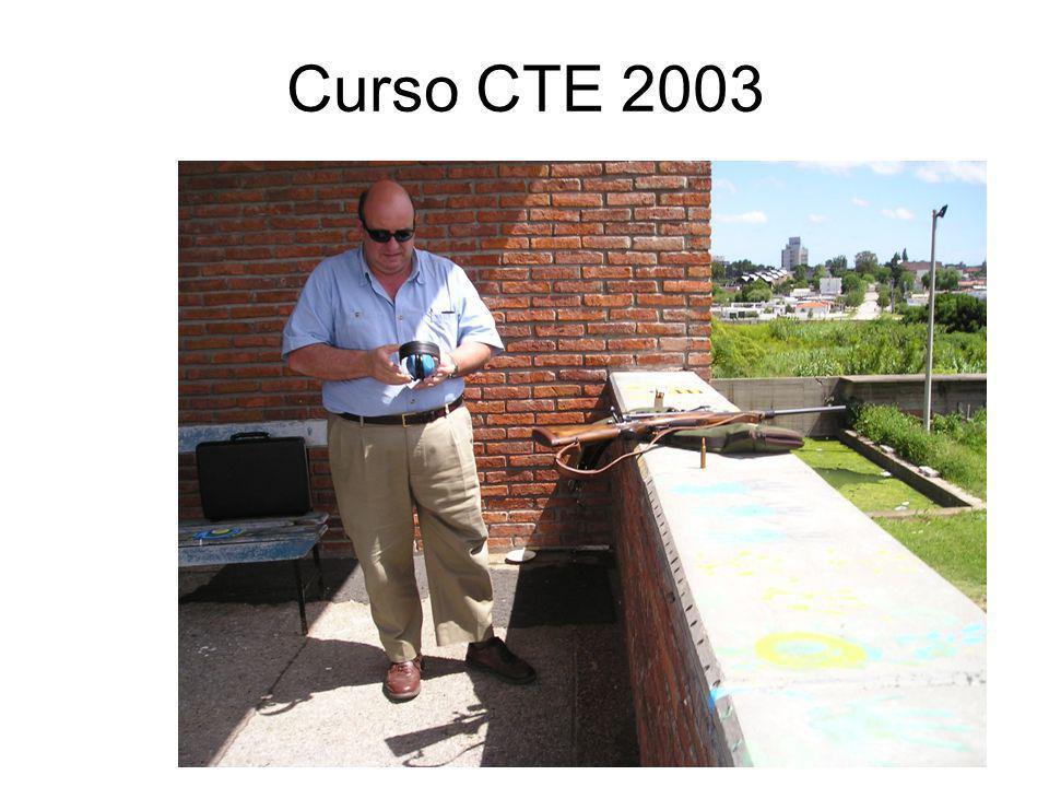 Curso CTE 2003