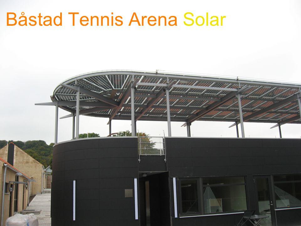 Båstad Tennis Arena Solar