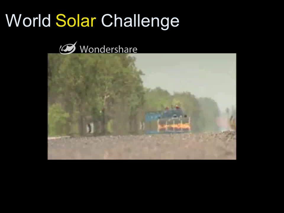 Bubbles & Beams -- Solar
