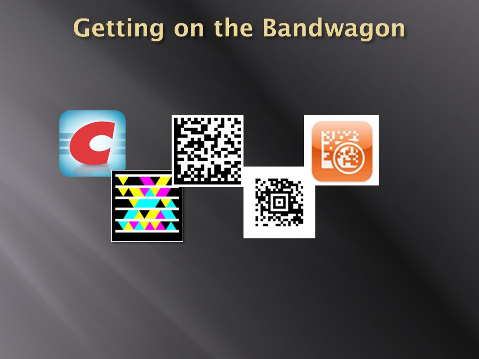 QR Codes are read by special applications called QR Code Readers or Scanners Free Readers are available through the App store on your iPhone or Android