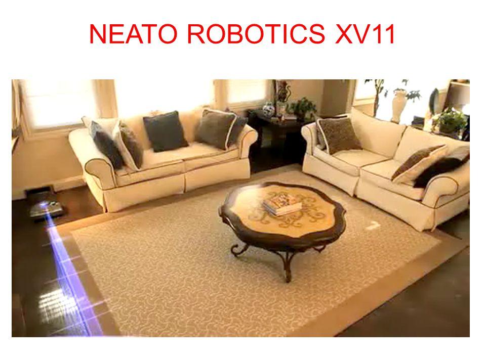Neato Robotics Mapping System