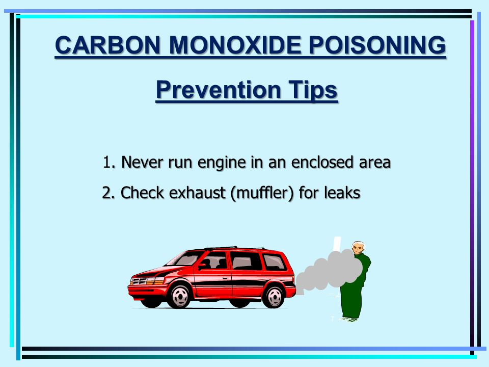 CARBON MONOXIDE GAS CARBON MONOXIDE GASAttributes/Effects 1.Odorless & Colorless 2.Nausea, Headache, Dizziness 3.Causes Drowsiness 4.CAN BE FATAL
