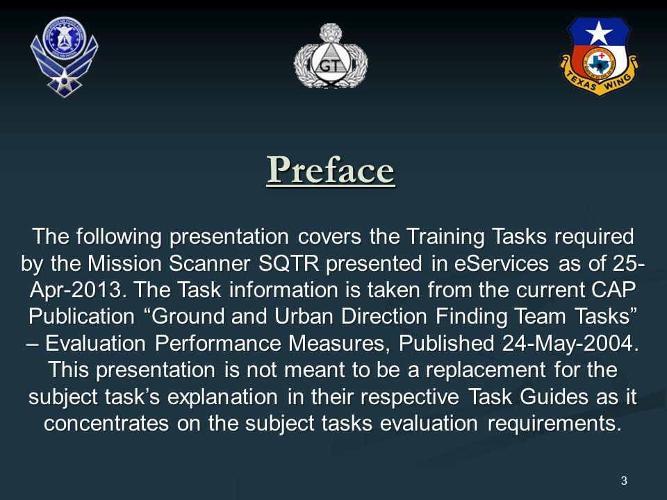 Prerequisite Training 4