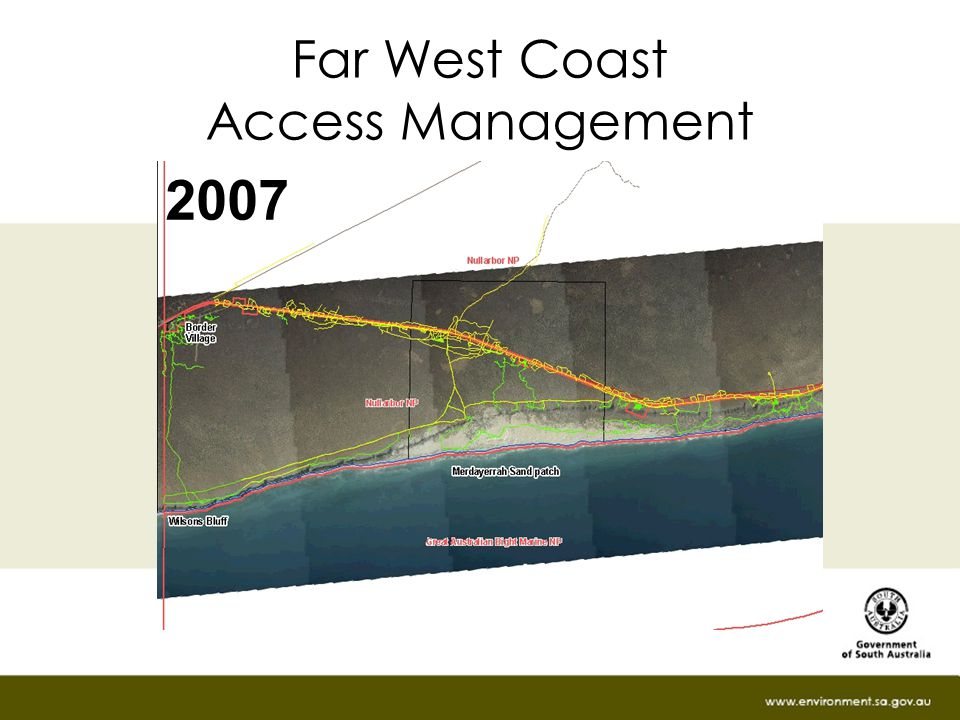 Far West Coast Access Management 19792007