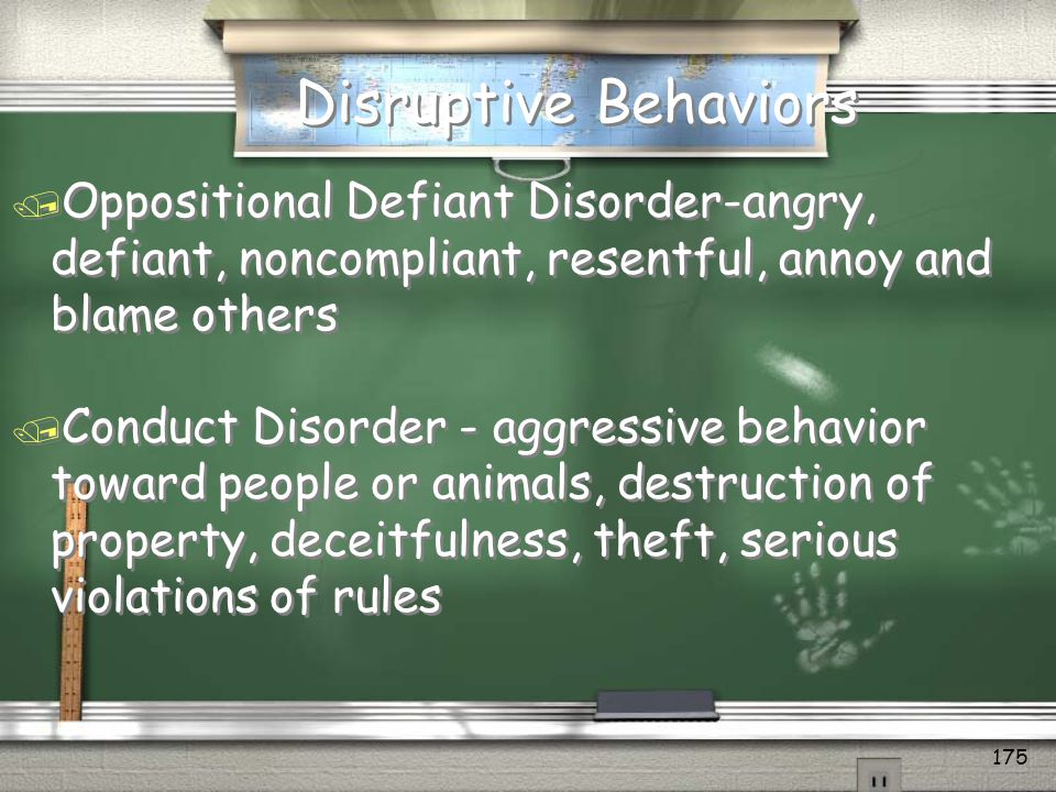 Mental Health Disorders Continued and Family Therapy Module 11 174