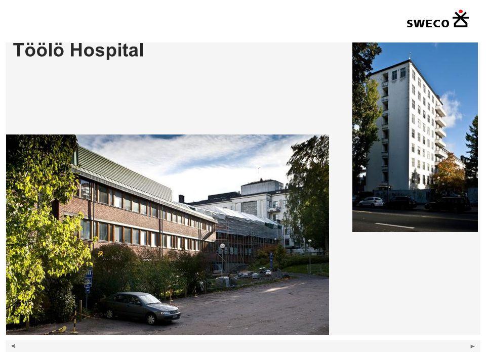 copyright © Mikael Paatela / Sweco Paatela Architects Oy Töölö Hospital