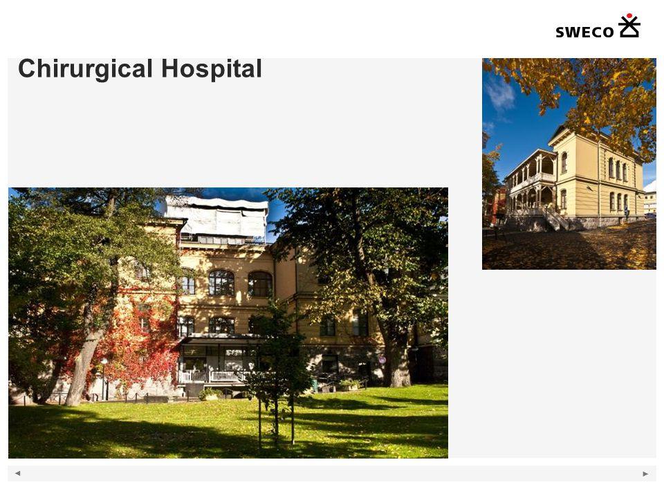copyright © Mikael Paatela / Sweco Paatela Architects Oy Chirurgical Hospital
