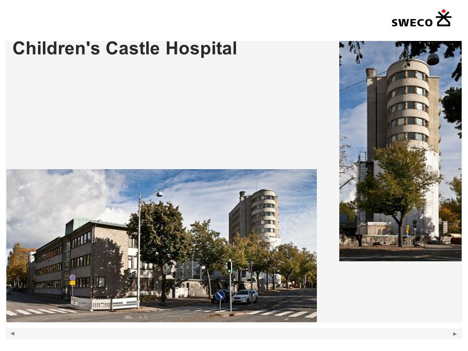 copyright © Mikael Paatela / Sweco Paatela Architects Oy Children's Castle Hospital