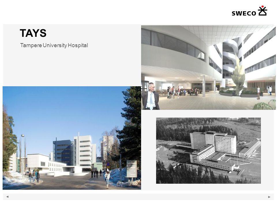 TAYS Tampere University Hospital