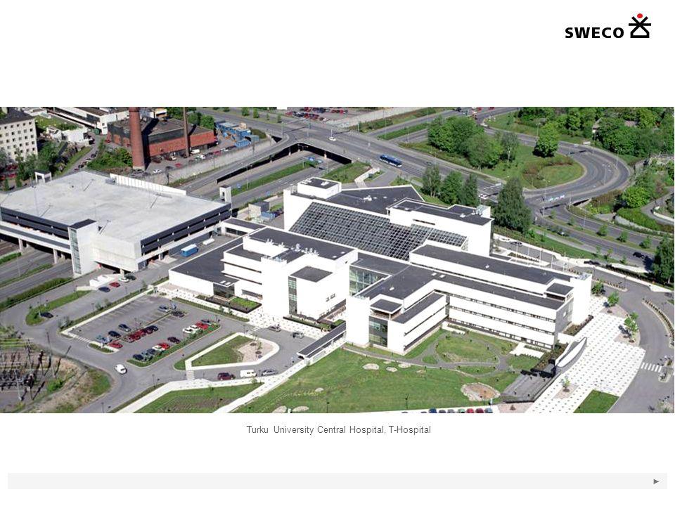 Turku University Central Hospital, T-Hospital