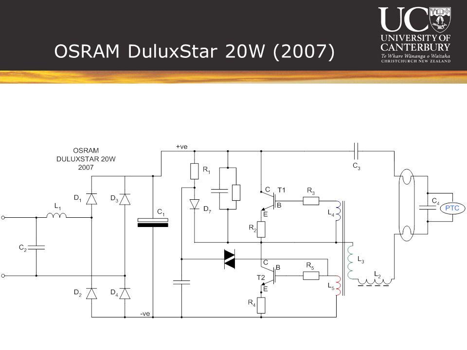 OSRAM DuluxStar 20W (2007)