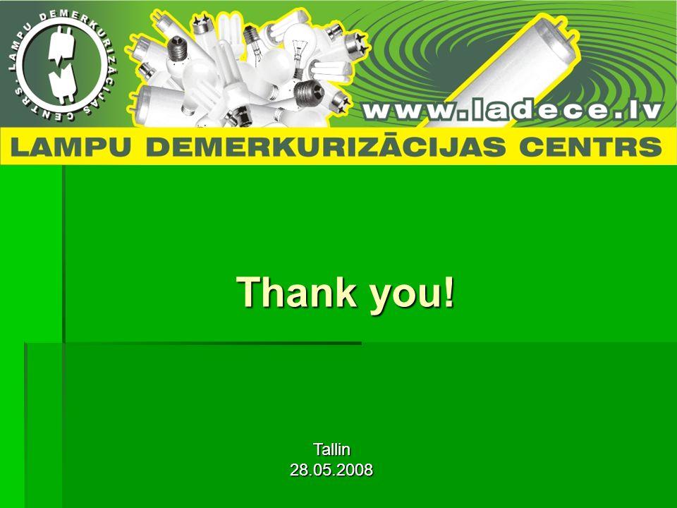 Thank you! Tallin28.05.2008