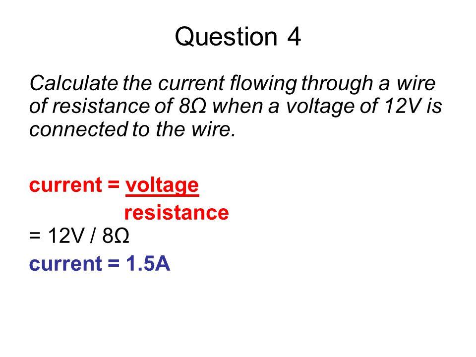 Answers VIR 20 V4 A 5 A40 Ω 300 V0.2050 Ω 8 V500 mA 3 kV150 Ω 4 mA30 kΩ 5 Ω 200 V 6 A 16 Ω 20 A 120 V Complete: