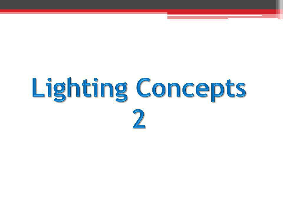 Luminous efficacy F luorescent lamps convert more of the input power to visible light than incandescent lamps.