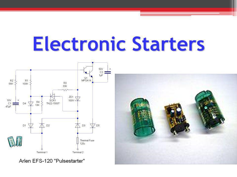 Electronic Starters