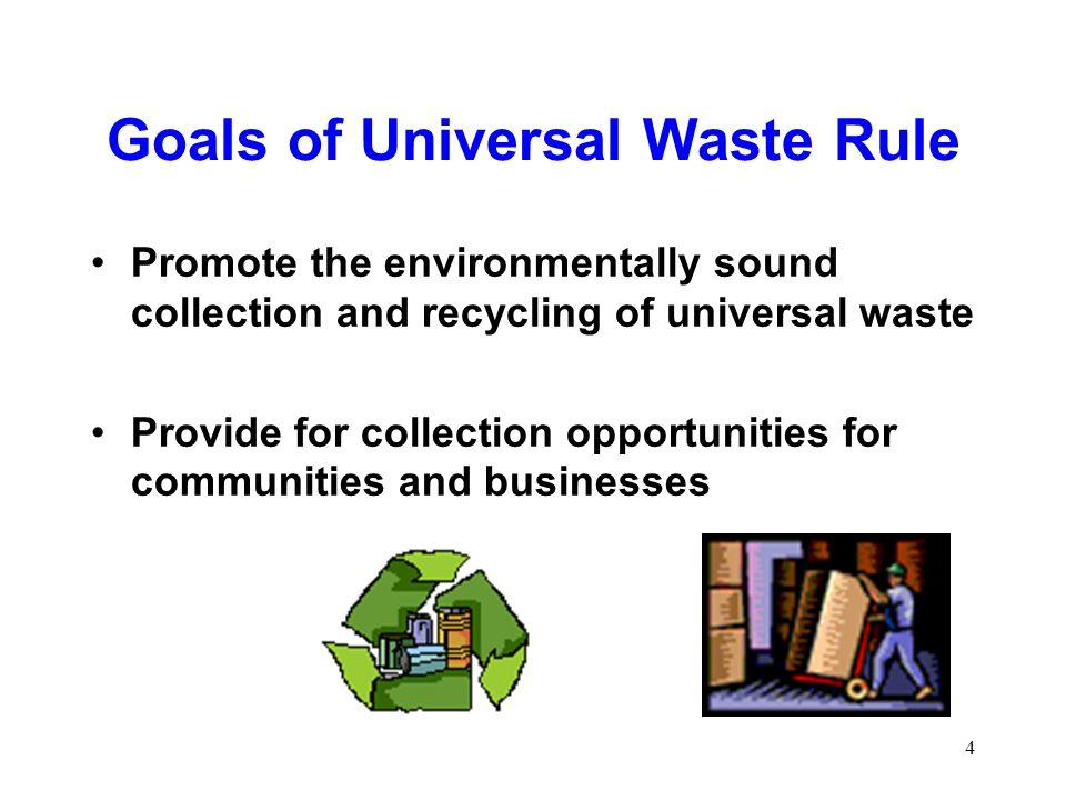 15 Used automotive antifreeze is considered hazardous waste unless testing shows otherwise.