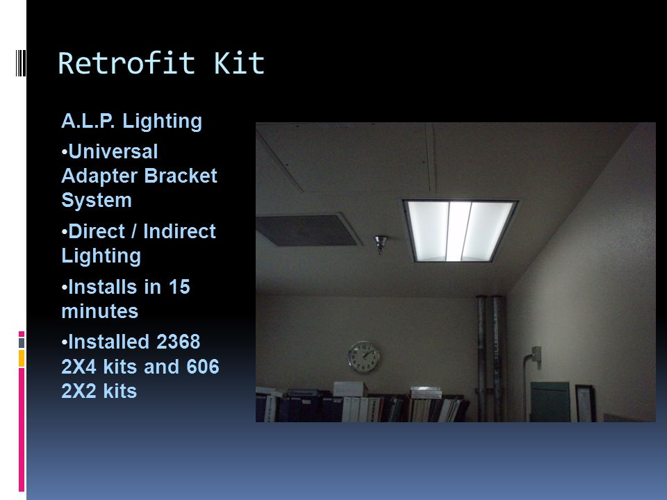Retrofit Kit A.L.P.