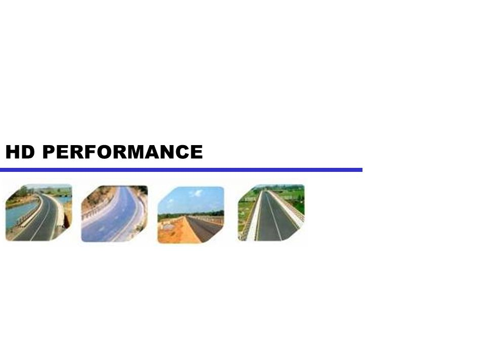 HD PERFORMANCE