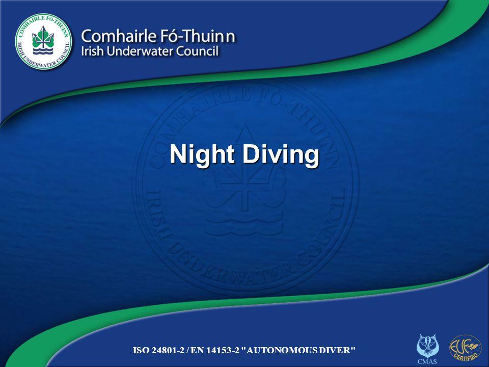 Copyright 2012 CFT NITE/1 ISO 24801-2 / EN 14153-2