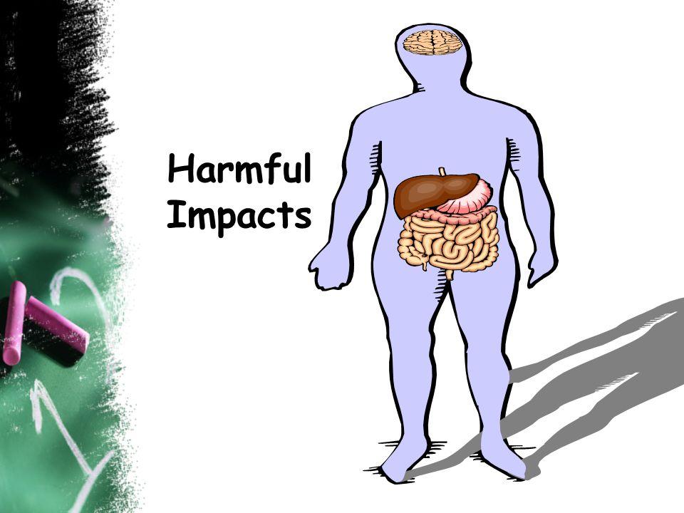Harmful Impacts