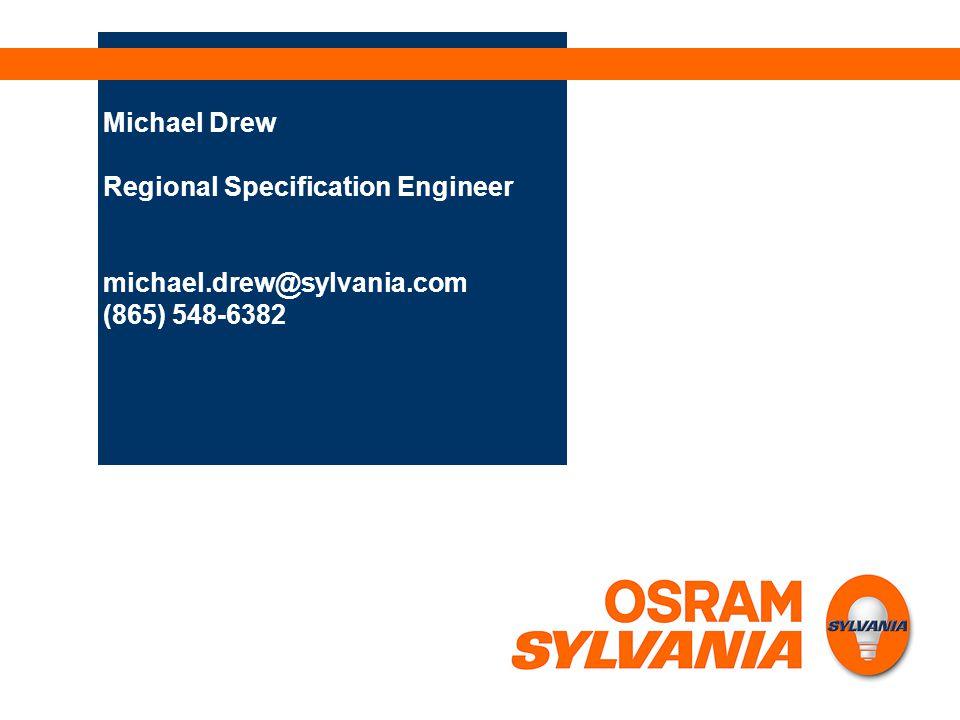 OSRAM Opto White Applications
