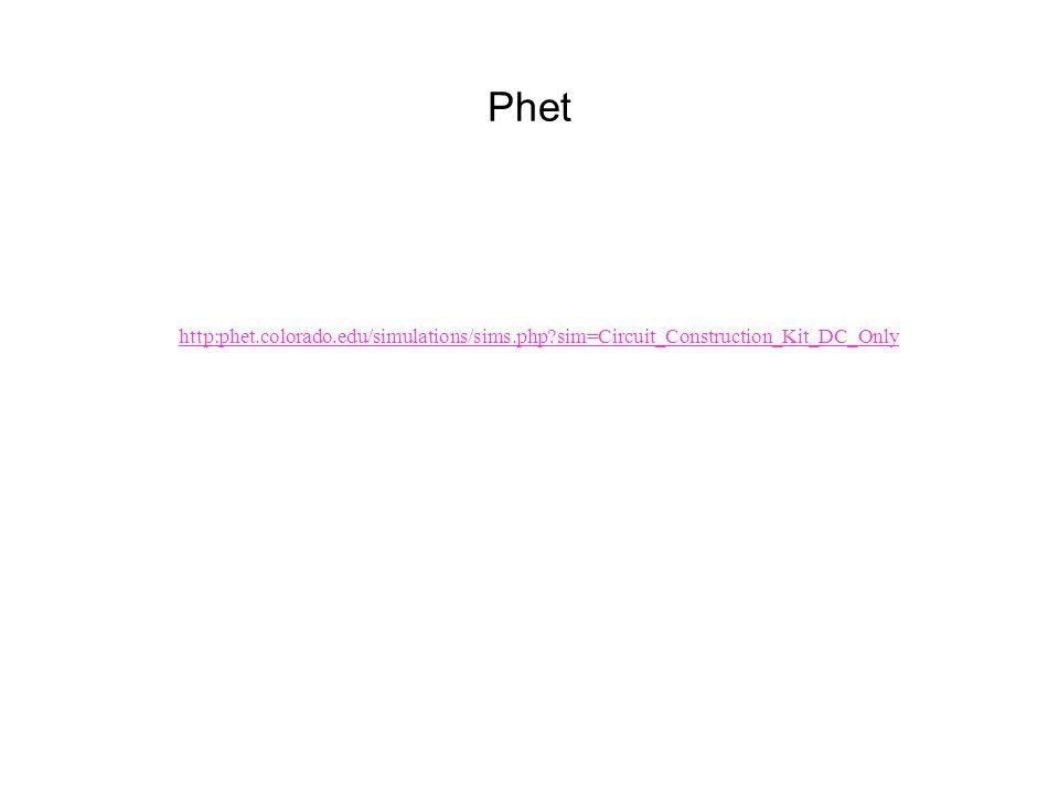 Phet http:phet.colorado.edu/simulations/sims.php?sim=Circuit_Construction_Kit_DC_Only