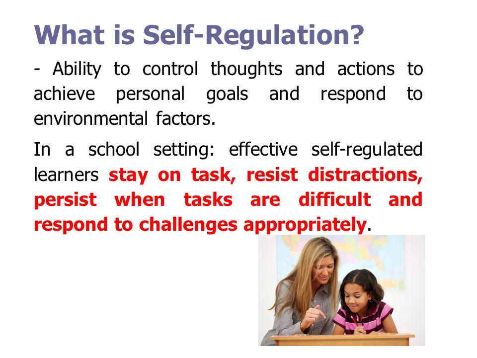 References Canadian Self-Regulation Initiative – http://www.self-regulation.ca/ http://www.self-regulation.ca/ MindUP Curriculum – http://thehawnfoundation.org/mindup/mindup- curriculum http://thehawnfoundation.org/mindup/mindup- curriculum CASEL Socio-Emotional Learning – http://www.casel.org/ http://www.casel.org/ Canadian Consortium for Self-Regulated Learning – http://srlcanada.ca/ http://srlcanada.ca/