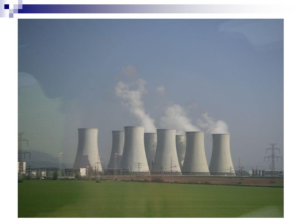 NUCLEAR POWER PLANT JASLOVSKÉ BOHUNICE 1972 » 1979 – Reactor Bohunice A-1 1980 » 2006 – Reactor Bohunice-1 1981 » 2008 – Reactor Bohunice-2 1985 » 201