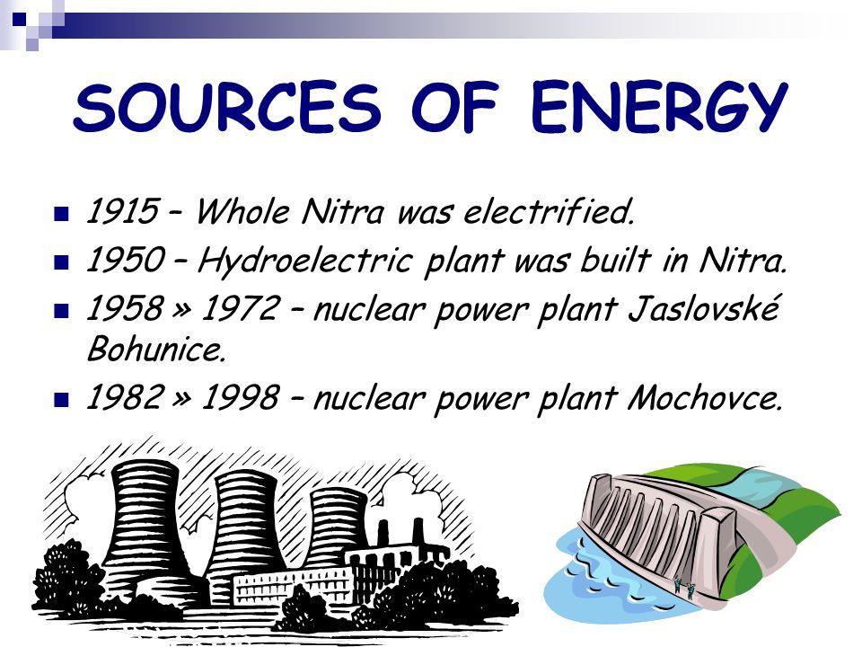 ENERGY PAST