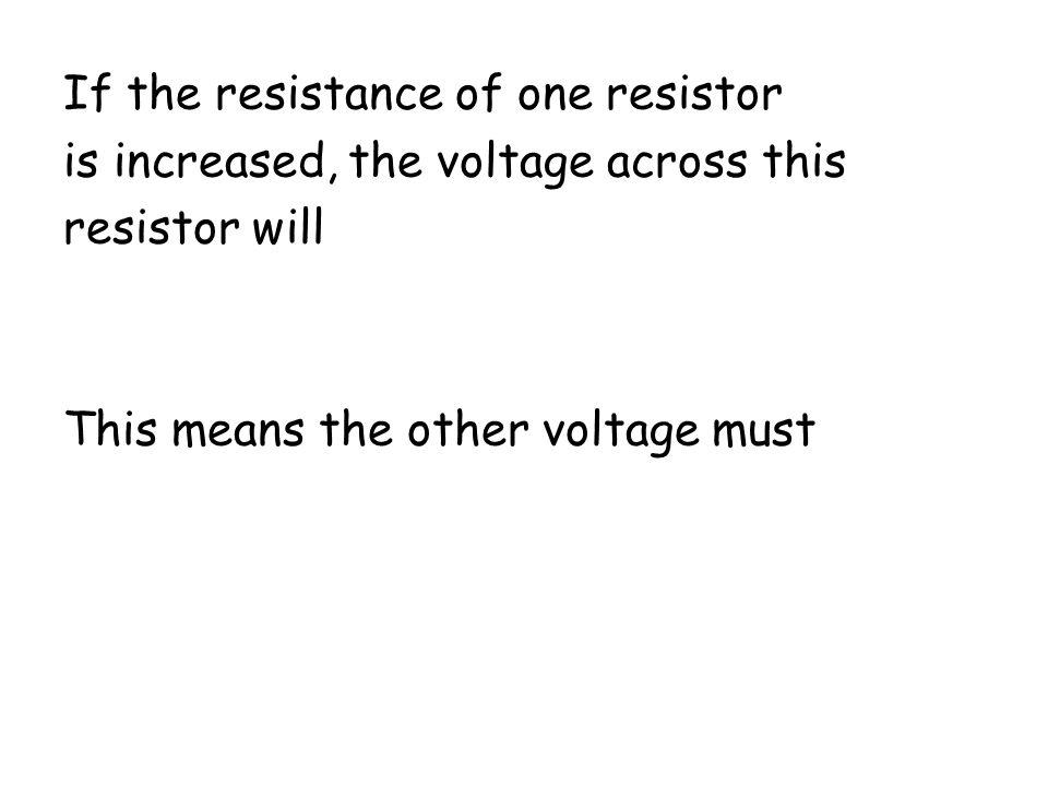 This can also be written V2V2 R2R2 V1V1 R1R1 =