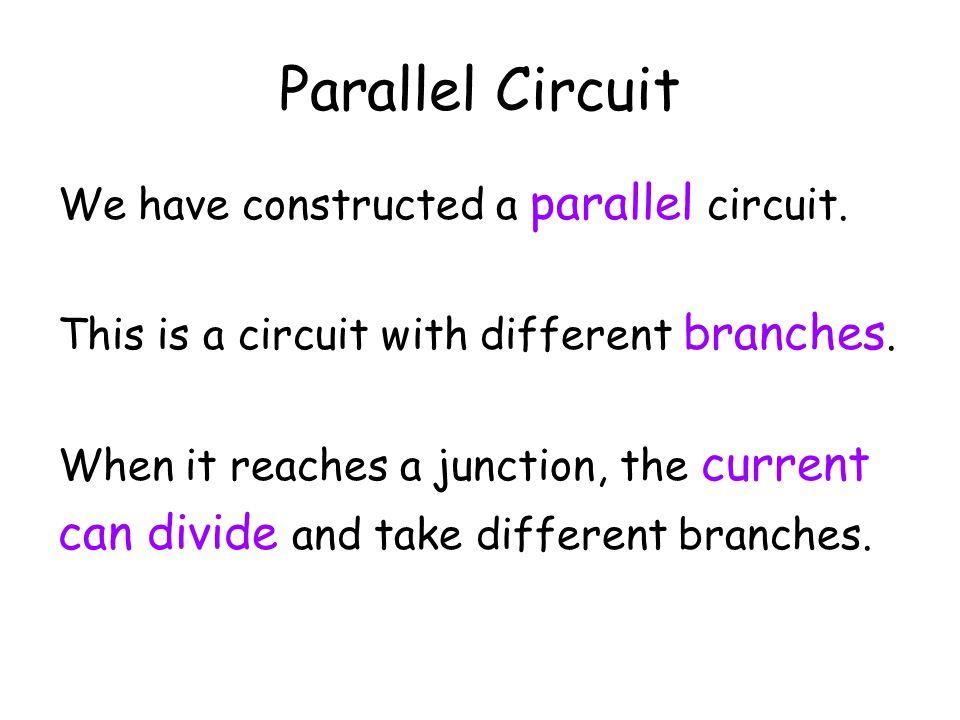 Draw the circuit diagram below