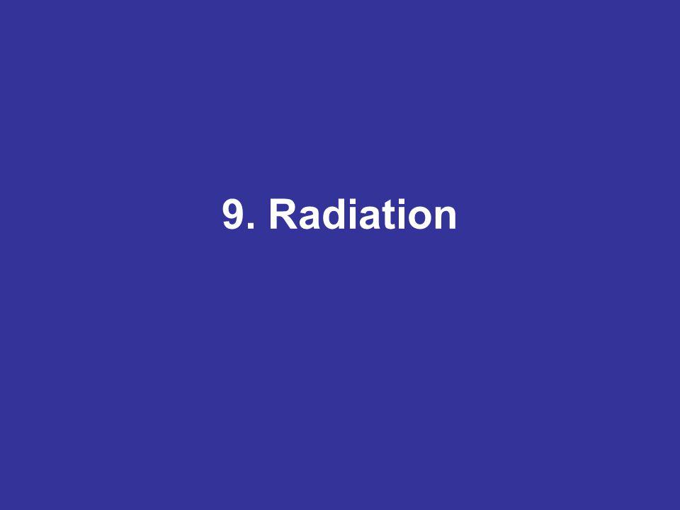 9. Radiation