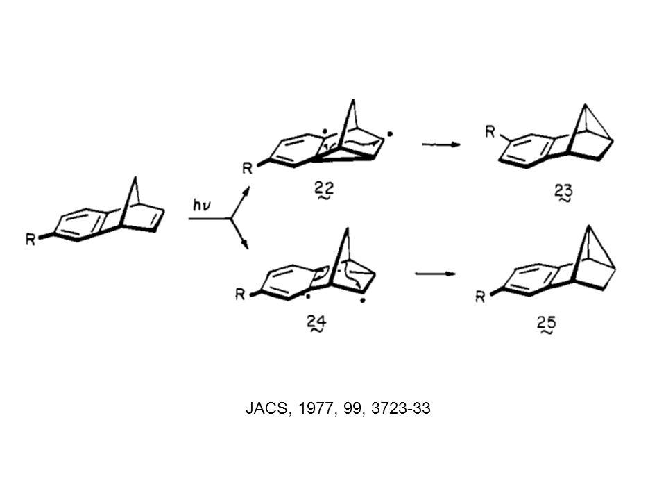 JACS, 1977, 99, 3723-33