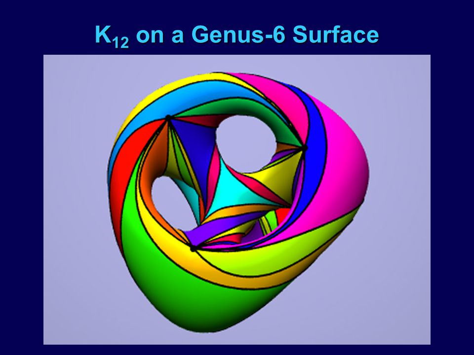 K 12 on a Genus-6 Surface