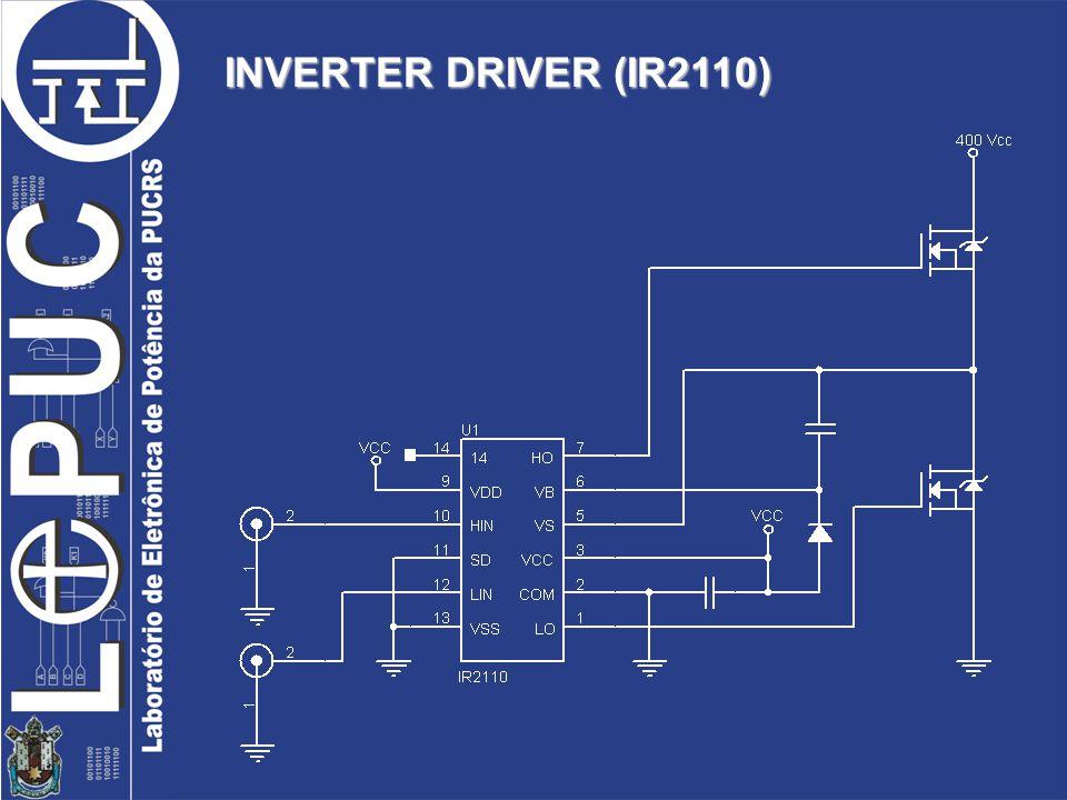 INVERTER DRIVER (IR2110)