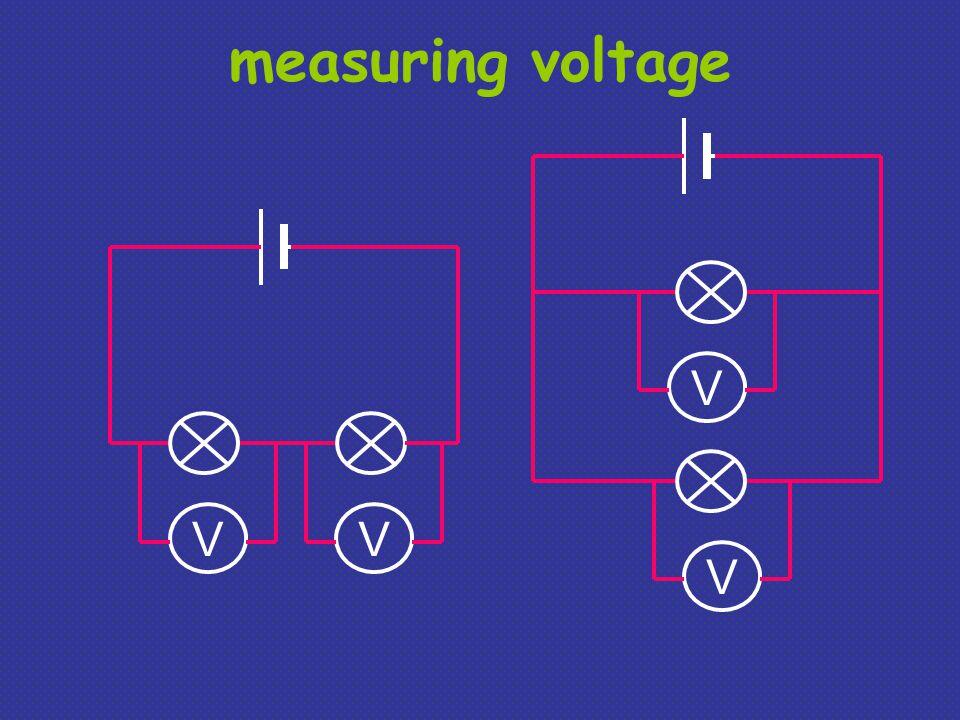 V measuring voltage V V V