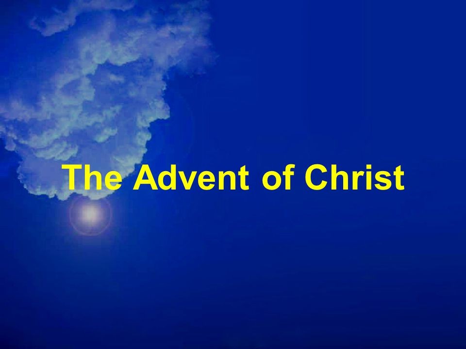 Anticipation and Hope Experience Advent