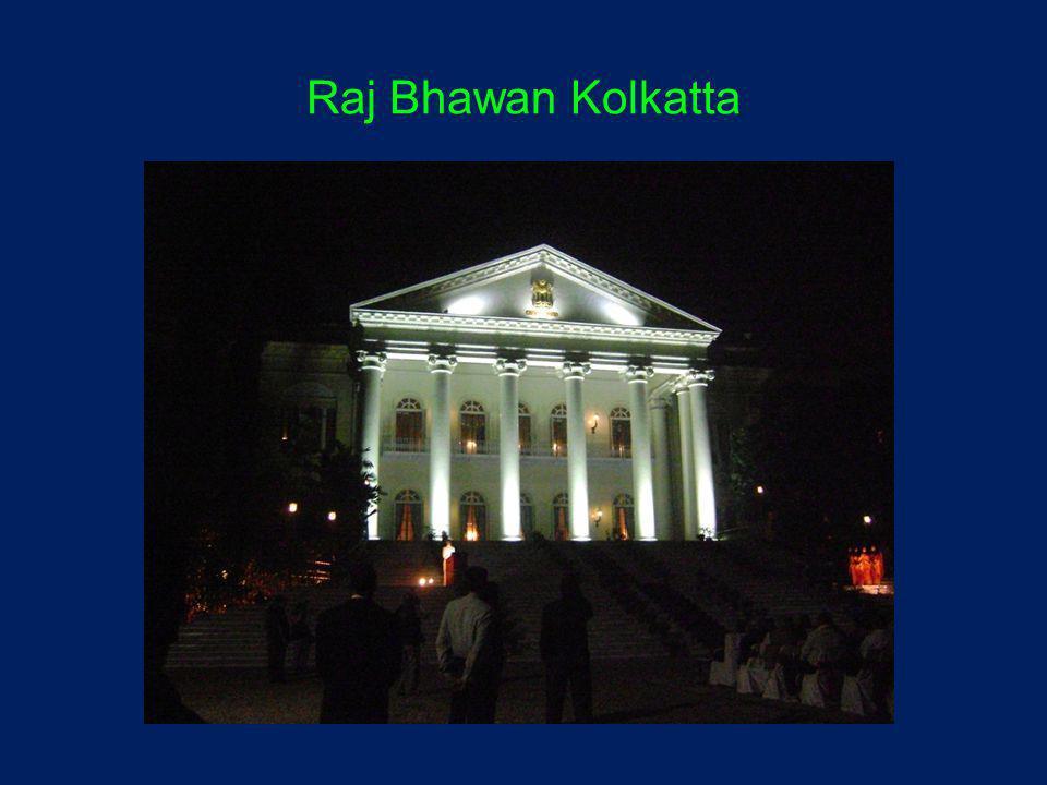 Raj Bhawan Kolkatta