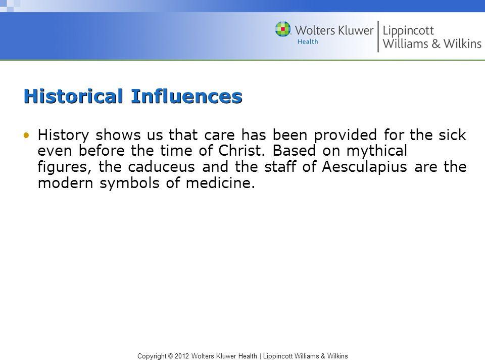 Copyright © 2012 Wolters Kluwer Health | Lippincott Williams & Wilkins Modern Symbols of Medicine