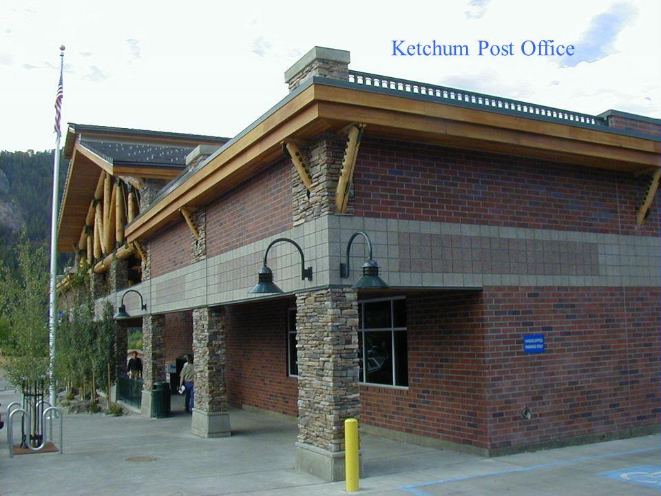 Ketchum Post Office