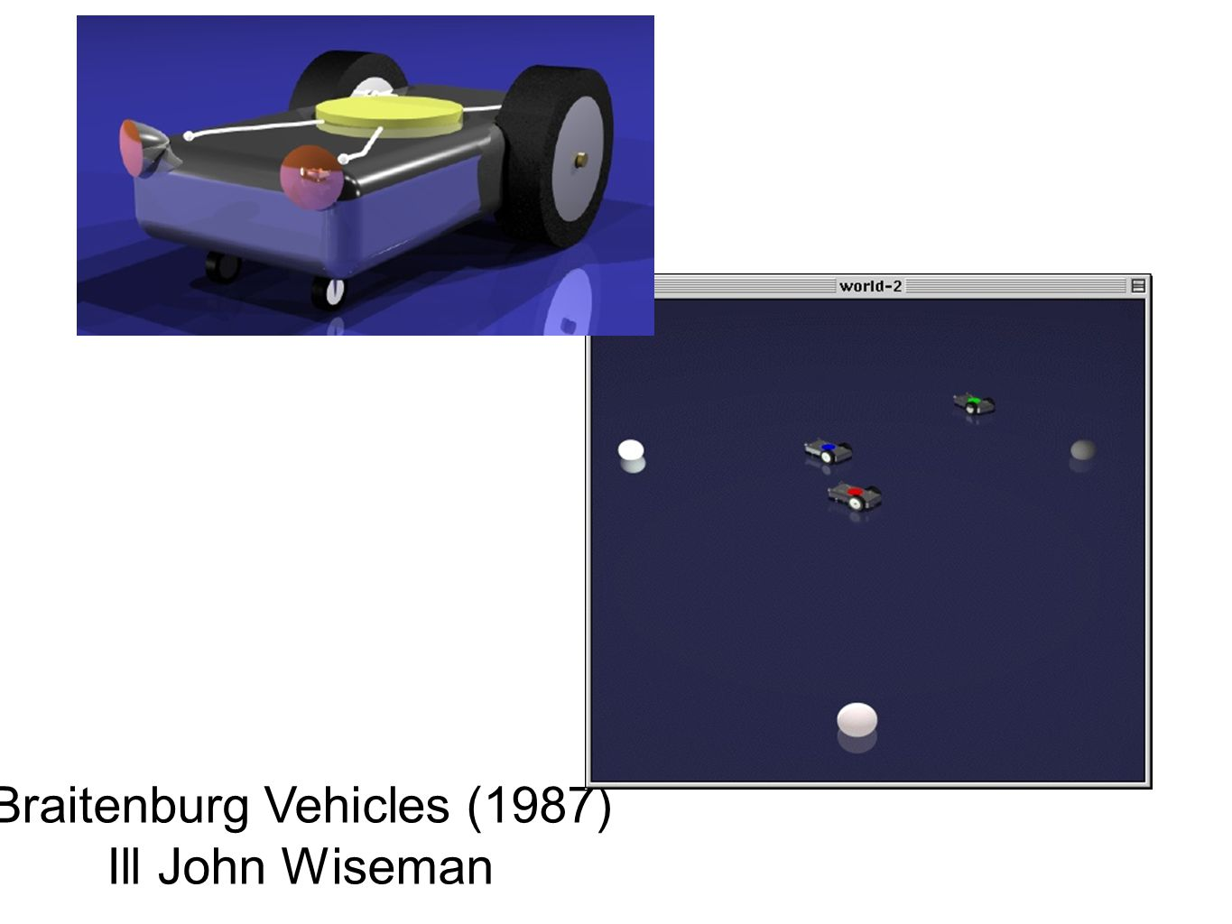 Braitenburg Vehicles (1987) Ill John Wiseman