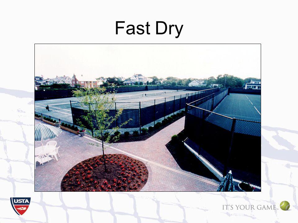 Fast Dry